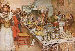 Богоявление (Рождественский сочельник)