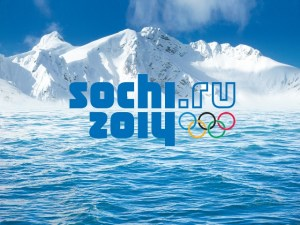 Открытие XXII зимних Олимпийских игр в Сочи 2014