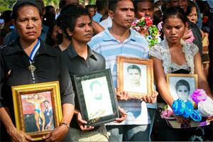 Международный день жертв насильственных исчезновений