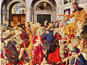 День святых невинных младенцев Вифлеемских